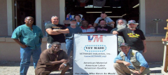 Vetmade Industries is trying to help, will you? We give work, pride, and a paycheck