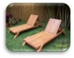 Maine Camp Lounger  image